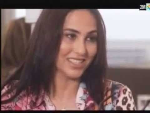 Zoubida Akif Actress-Salon shahrazad , épisode 25