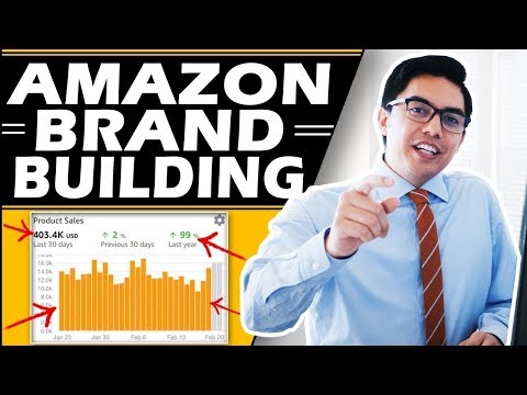 DISCOVER How I BUILD A BRAND in 10 Min!  DETAILED Step-by-Step | 2018 Amazon FBA Product Research!