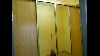 вместительный шкаф в детский сад