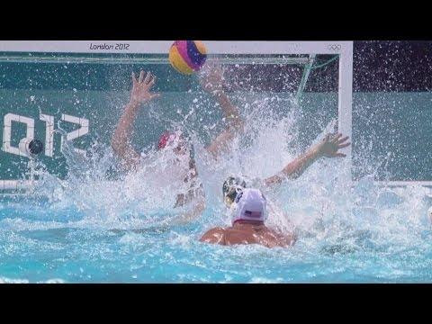 Australia v USA - Men's Water Polo Classification | London 2012 Olympics