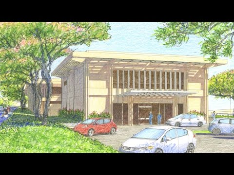 Law school breaks ground for legal assistance building