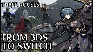 Fire Emblem Three Houses (History of the Emblem)