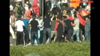 Gezi Eylemcileri Polisi Öldüresiye Dövdüler