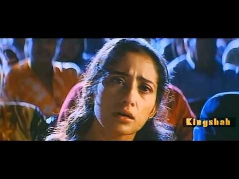 Chaaha Hai Tujhko -(Mann) Udit Narayan Alka Yagnik Ft Amir Khan Manisha Koirala(Sad)HD