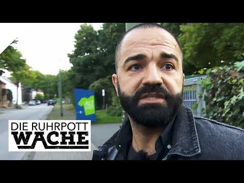 Schock während der Fahrt: Bora Aksu und der Villa-Einbrecher   Die Ruhrpottwache   SAT.1 TV
