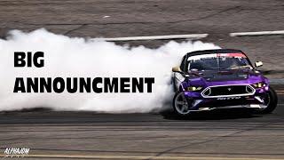 homepage tile video photo for Let's talk about Formula Drift (big announcement)