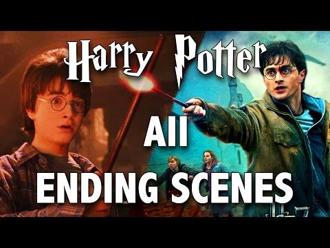 All Harry Potter Ending Scenes