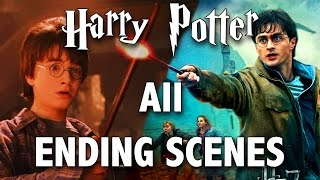 All Harry Potter Ending Scenes
