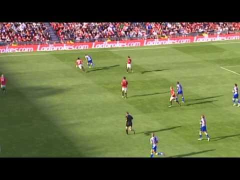 Manchester United 1 Blackburn Rovers 2