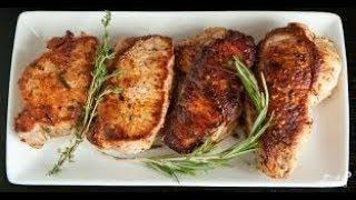 ЛУЧШИЙ рецепт Свинины в духовке! Как запечь свинину?!