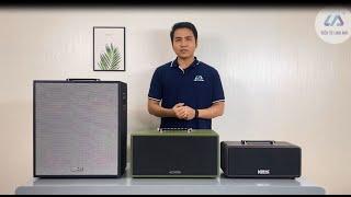 Tổng hợp các loại loa hát Karaoke ACNOS và cách phân biệt dựa trên tên, tính năng từng loa KBeatbox