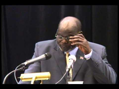 A Speech by John Garang - FULL