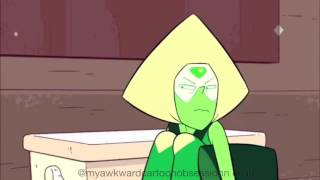 steven universe au where everything is the same except peridot is replaced with brittany matthews