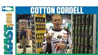 70216bd3e5f ICAST 2018 Cotton Cordell Pencil Popper NEW 4.5