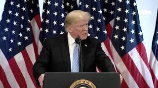 CNN's Jim Acosta Asks President Trump to Call on a Woman