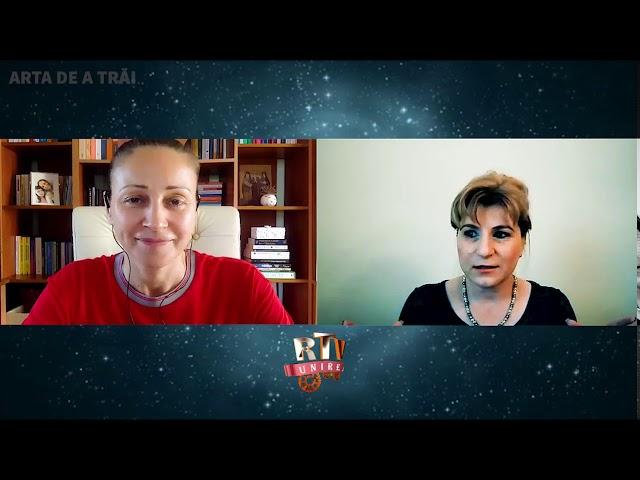 Arta de a trăi cu Simona Bostan, invitata emisiunii Dr. Lavinia Melania Bratu