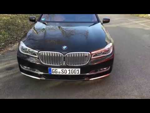 BMW 750Ld xDrive individuell ( G12 )