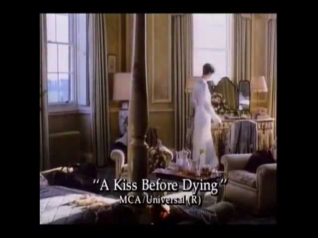 A Kiss Before Dying (Trailer)