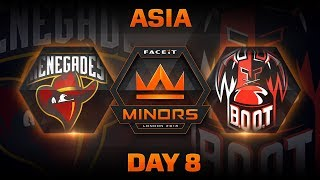 Renegades vs BOOT.DS - Cache (Minors Day 8)