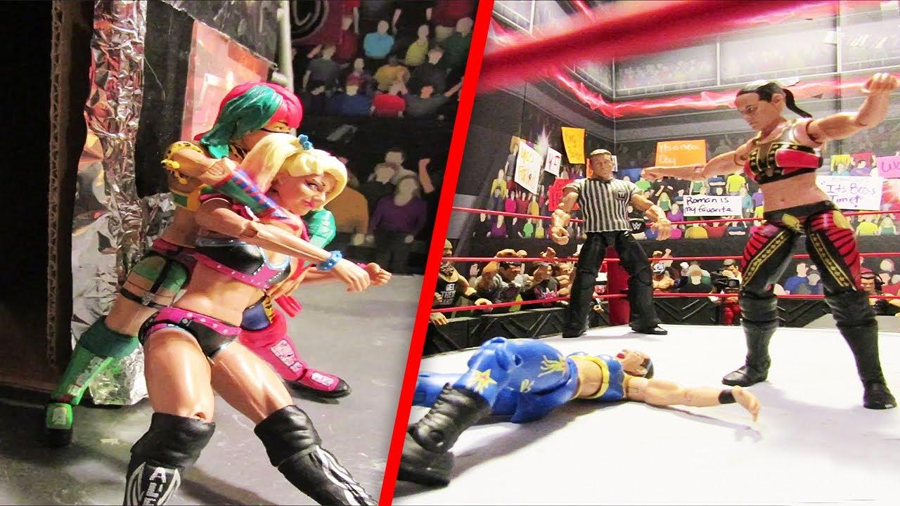 Shayna Baszler attacks Bayley and Asuka attacks Alexa Bliss: WWE Raw