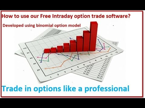 How to trade options intraday