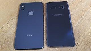 Galaxy S10 vs Iphone XS Max Gaming Comparison – Fliptroniks.com
