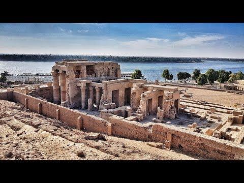 Welche Pharaonen-Schätze Ruhen In Kom Ombo In Ägypten?