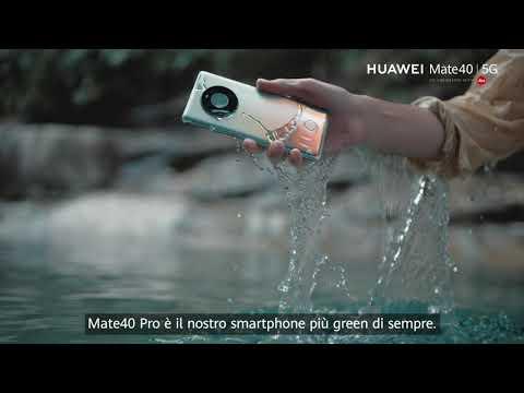 HUAWEI MATE40 PRO: lo smartphone più green di sempre