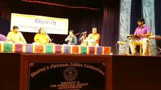 LAVANGI RAGA in HPD 20 HANDSONIC by SARVESH KARTHICK