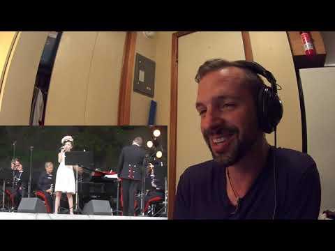 Angelina Jordan  - It's A Man's World - ROCK MUSICIAN REACTION