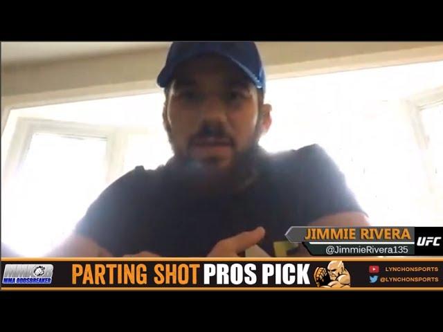 MMA Pros Pick - Chris Weidman vs. Kelvin Gastelum (UFC on FOX 25)