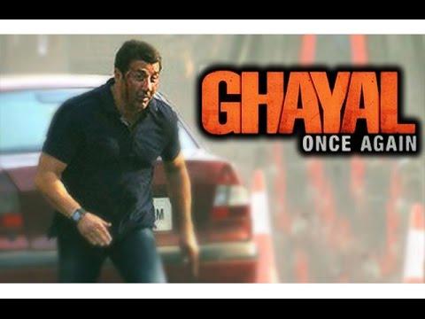 Ghayal Once Again | Movie Promo Event | Sunny Deol, Om Puri & Soha Ali Khan