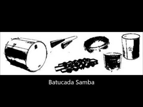 Instrumental Samba - Batucada Samba