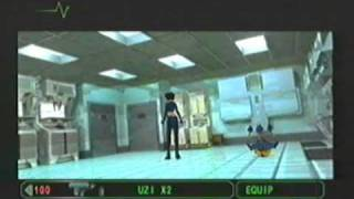 Fear Effect 2: Retro Helix - Part 09 - 86th Floor