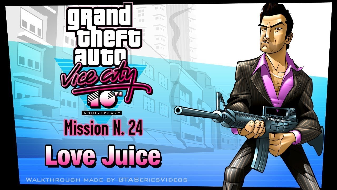 Love juice and play