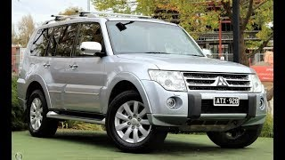 B8311 - 2010 Mitsubishi Pajero Exceed NT Auto 4x4 Walkaround Video