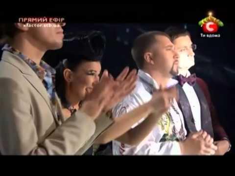 Алексей Кузнецов победитель Х-ФАКТОР Украина
