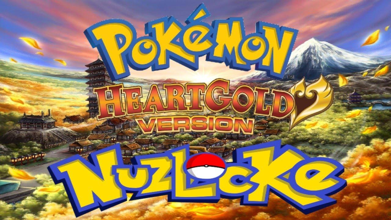 Pokémon Heartgold Nuzlocke / Capitulo 1 / Me lo pide el corazón
