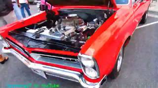 1965 Pontiac GTO, 428 engine