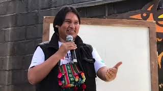 Cosmovisión Andina, Wamani Wanka | Escuela Abierta Arica Nativa 2019