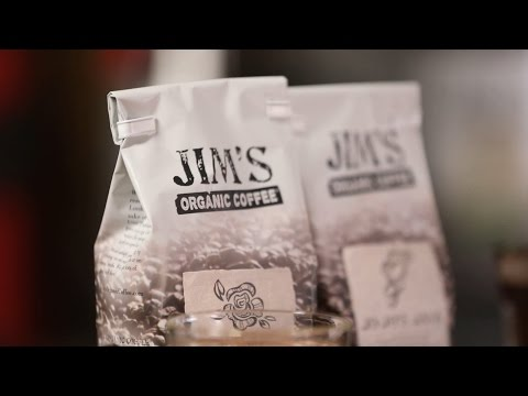 Jim's Organic Coffee: Coffee with Character