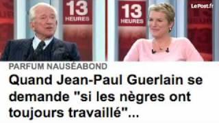 Quand des negres clandestins travaillaient pour JP Guerlain