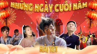 Những Ngày Cuối Năm | Hài Tết 2020 | Phim Tình Cảm Hài Hước Gãy TV