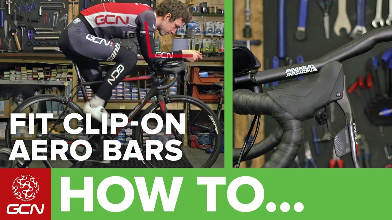 How To Fit Clip-On Aero Bars – Make Your Road Bike Into A Time Trial Machine