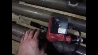 Отопление в гараж своими руками