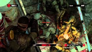 Zombie Army Trilogy - Horde - Flood of Tears Glitch PS4
