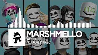 Marshmello - Alone (Luca Lush Remix) Audio Oficial [Monstercat EP]