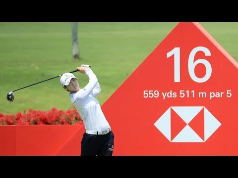 WINNER! Sung Hyun Park Final Round Highlights 2019 HSBC Wome