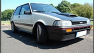 Toyota Corolla Ae82 4agze restoration stage I ..