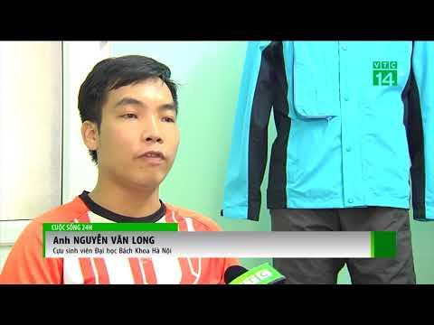 Áo Khoác Túi Khí Vừa Bảo Vệ An Toàn Khi Ngã Xe Máy Vừa Giúp Chống Nắng | VTC14